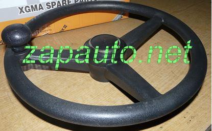 Изображение Колесо рулевое шлицы