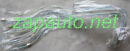 Изображение Трубка тормозная переднего моста XG951II, XG951III, XG951H, XG953II, XG953III, XG953H, XG955II, XG955III, XG955H