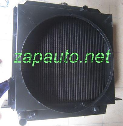 Изображение Радиатор основной XG955III, XG955H с двс Cuummins