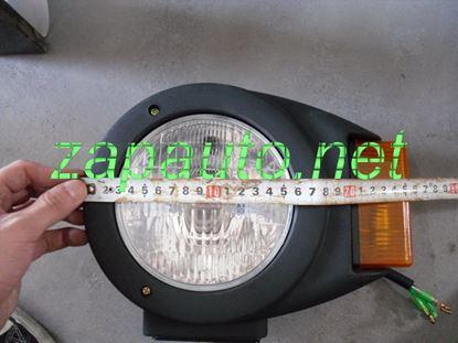Изображение Фара передняя комбинированная левая CLG836, CLG836II