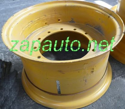 Изображение Диск колеса в сборе 639B, ZL30F-1