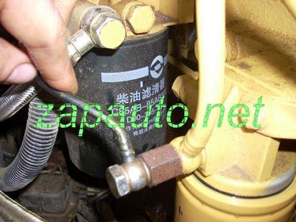 Изображение Фильтр топливный двигателя ZL50G