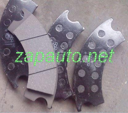 Изображение Колодка тормозная ZL50C, CLG836, CLG842