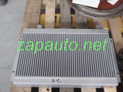 Изображение Радиатор охлаждения кпп XG6121, XG6141
