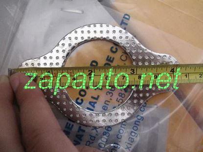 Изображение Прокладка выпускного коллектора D9-220